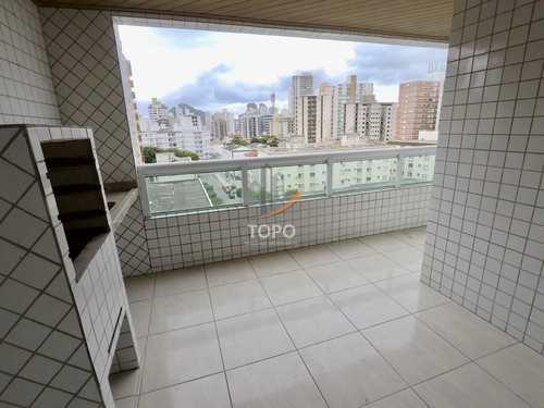 Apartamento, código 5561 em Praia Grande, bairro Guilhermina