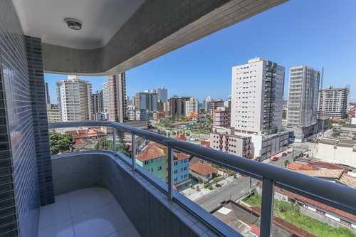 Apartamento, código 5570 em Praia Grande, bairro Caiçara