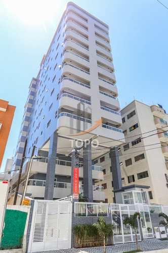 Apartamento, código 5571 em Praia Grande, bairro Caiçara