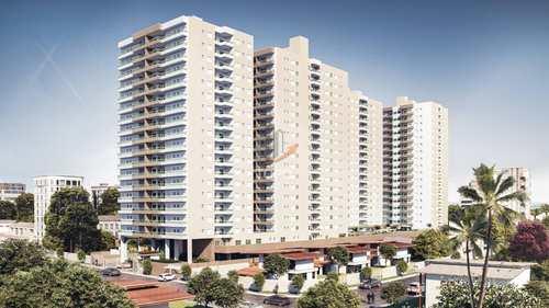 Apartamento, código 5598 em Praia Grande, bairro Boqueirão