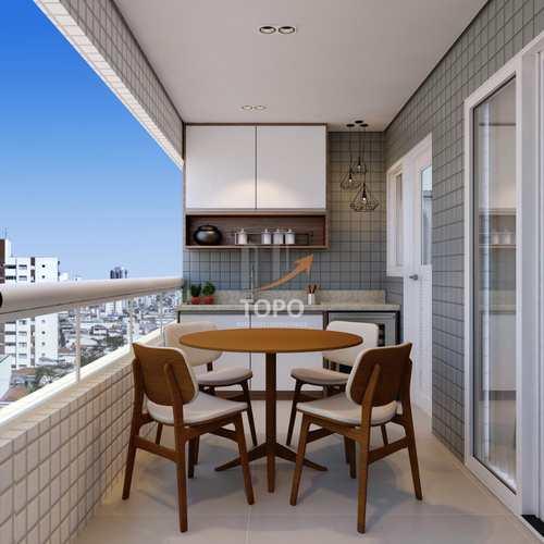 Apartamento, código 5785 em Praia Grande, bairro Guilhermina