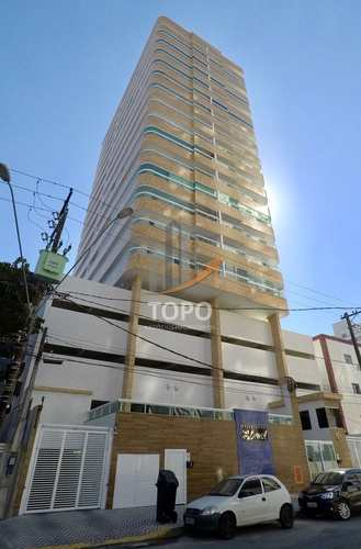 Apartamento, código 4611 em Praia Grande, bairro Boqueirão