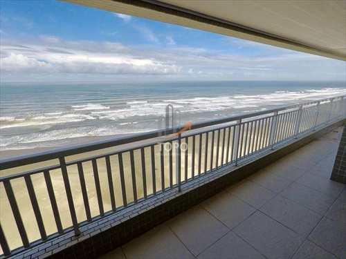 Apartamento, código 4521 em Praia Grande, bairro Aviação