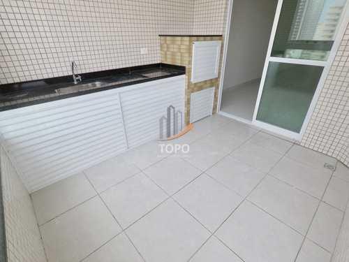 Apartamento, código 4520 em Praia Grande, bairro Boqueirão