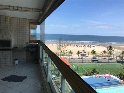 Apartamento, código 4480 em Praia Grande, bairro Aviação