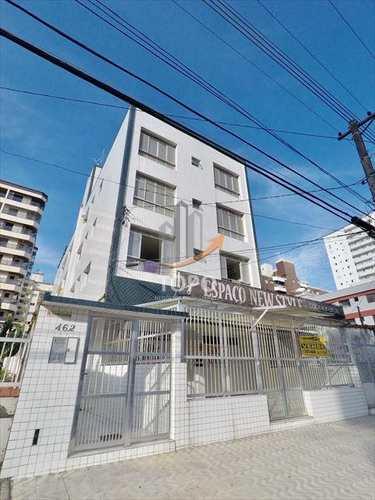 Apartamento, código 4465 em Praia Grande, bairro Guilhermina