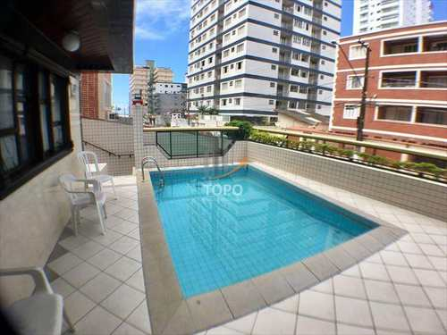 Apartamento, código 4355 em Praia Grande, bairro Aviação