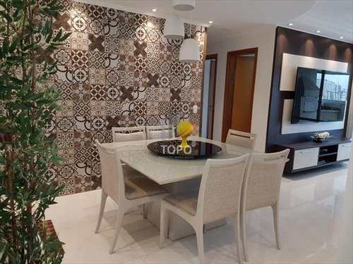 Apartamento, código 4283 em Praia Grande, bairro Boqueirão