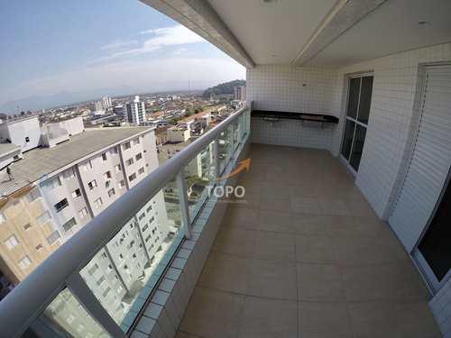 Apartamento, código 4255 em Praia Grande, bairro Boqueirão