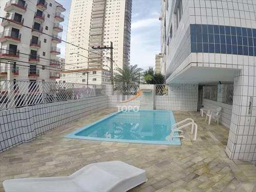 Apartamento, código 4171 em Praia Grande, bairro Aviação