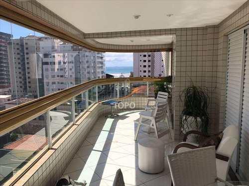 Apartamento, código 4169 em Praia Grande, bairro Aviação