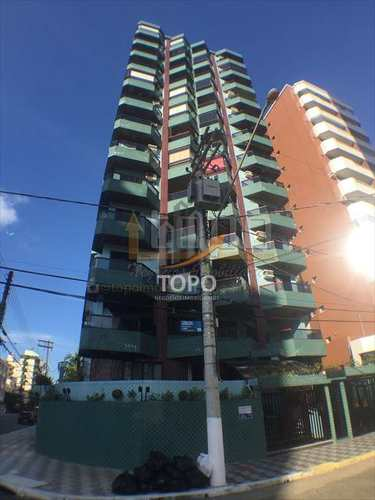 Apartamento, código 4168 em Praia Grande, bairro Guilhermina