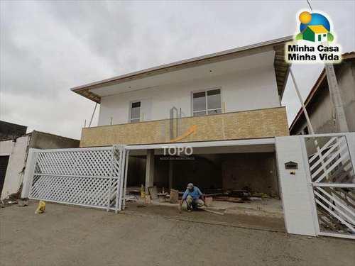 Casa de Condomínio, código 4135 em Praia Grande, bairro Sítio do Campo