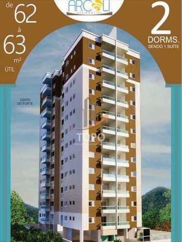 Apartamento, código 4093 em Praia Grande, bairro Canto do Forte