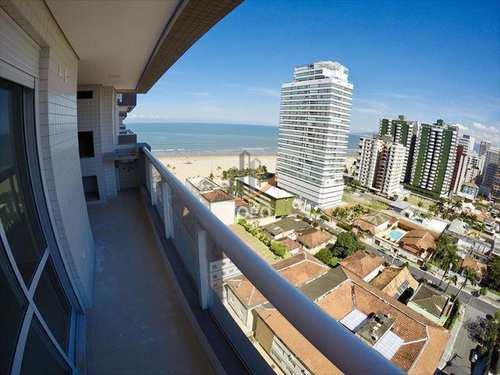 Apartamento, código 3988 em Praia Grande, bairro Canto do Forte