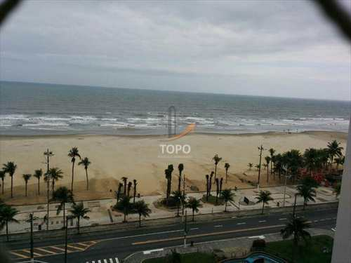 Apartamento, código 3966 em Praia Grande, bairro Guilhermina