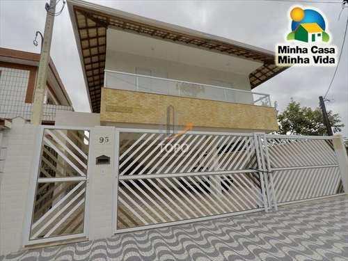 Casa de Condomínio, código 3921 em Praia Grande, bairro Sítio do Campo