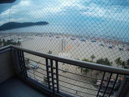 Apartamento, código 3822 em Praia Grande, bairro Guilhermina