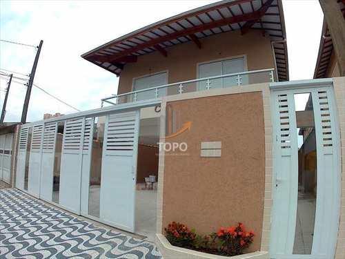 Casa de Condomínio, código 3793 em Praia Grande, bairro Mirim