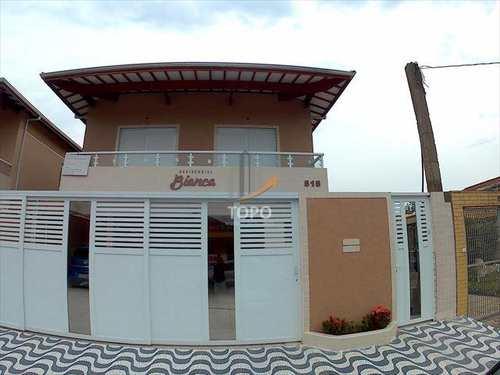 Casa de Condomínio, código 3792 em Praia Grande, bairro Mirim