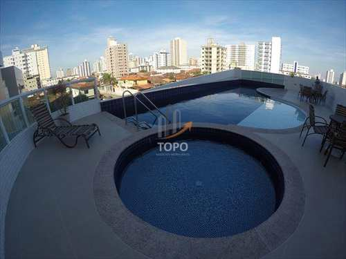 Apartamento, código 3687 em Praia Grande, bairro Guilhermina