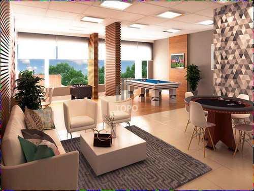 Apartamento, código 3664 em Praia Grande, bairro Guilhermina
