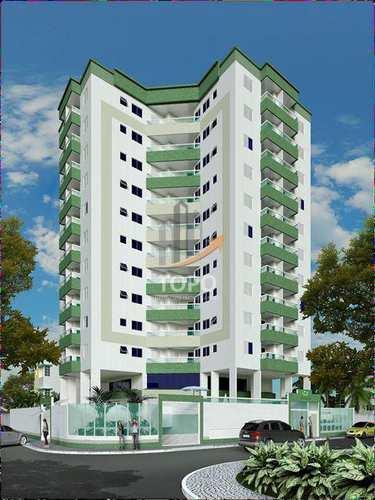 Apartamento, código 3662 em Praia Grande, bairro Guilhermina
