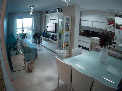 Apartamento, código 3612 em Praia Grande, bairro Guilhermina
