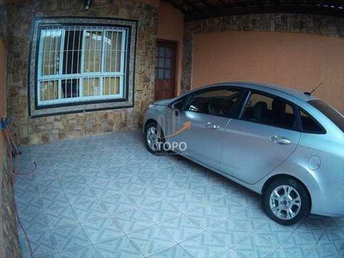 Casa, código 3588 em Praia Grande, bairro Canto do Forte
