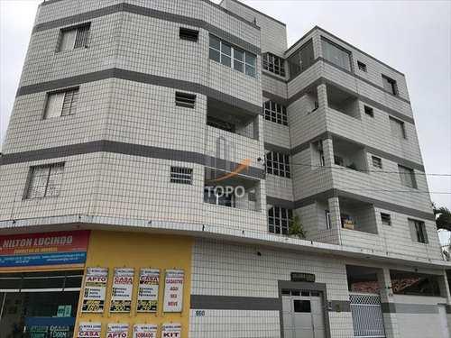 Apartamento, código 3569 em Praia Grande, bairro Maracanã