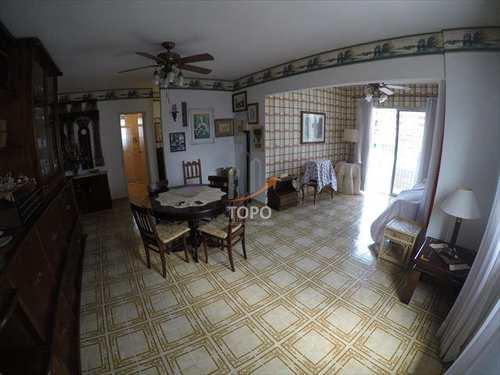 Apartamento, código 3480 em Praia Grande, bairro Guilhermina