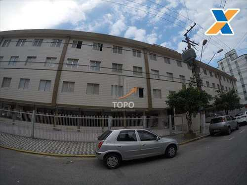 Kitnet, código 3476 em Praia Grande, bairro Boqueirão