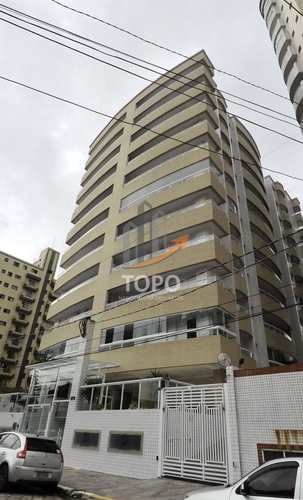 Apartamento, código 3469 em Praia Grande, bairro Guilhermina