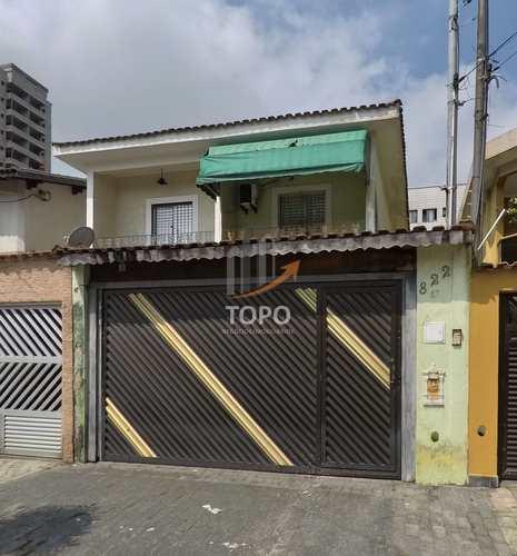 Sobrado, código 2638 em Praia Grande, bairro Canto do Forte