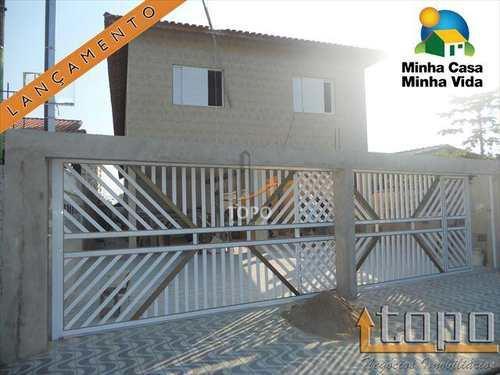 Casa de Condomínio, código 2170 em Praia Grande, bairro Aviação
