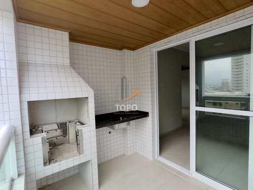 Apartamento, código 4623 em Praia Grande, bairro Aviação