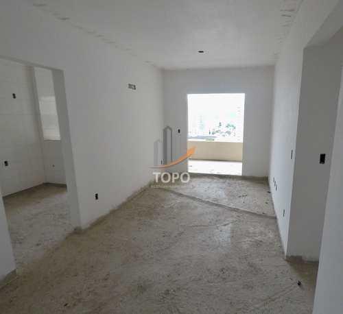 Apartamento, código 4630 em Praia Grande, bairro Guilhermina