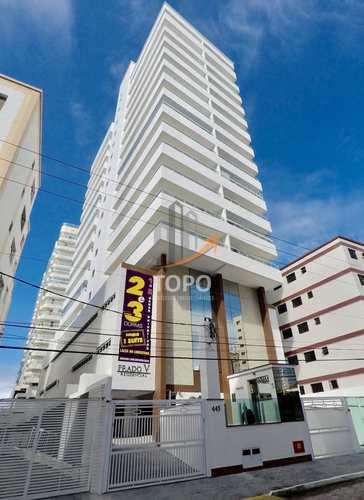 Apartamento, código 4634 em Praia Grande, bairro Aviação