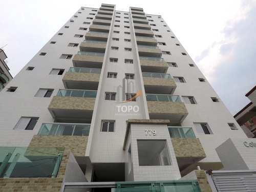 Apartamento, código 4660 em Praia Grande, bairro Ocian