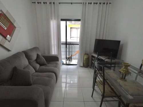 Apartamento, código 4675 em Praia Grande, bairro Guilhermina