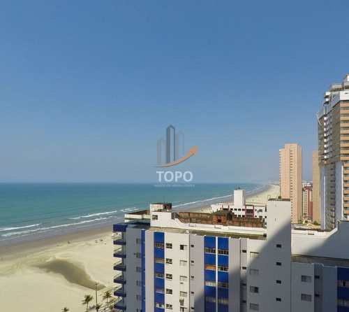 Apartamento, código 4696 em Praia Grande, bairro Boqueirão