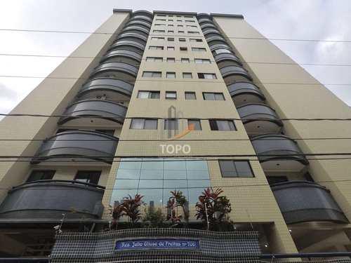 Apartamento, código 4723 em Praia Grande, bairro Guilhermina