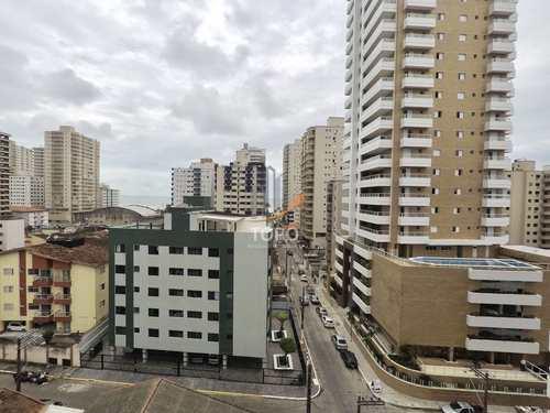 Apartamento, código 4740 em Praia Grande, bairro Aviação