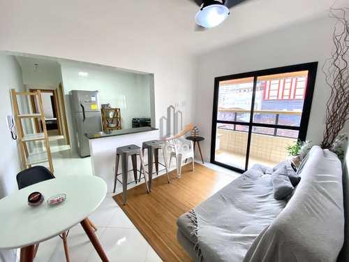Apartamento, código 4767 em Praia Grande, bairro Boqueirão