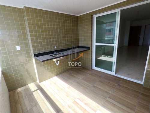 Apartamento, código 4784 em Praia Grande, bairro Canto do Forte