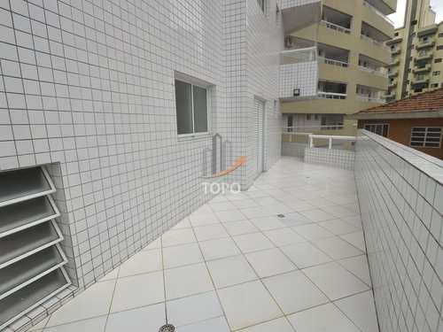 Apartamento, código 4804 em Praia Grande, bairro Guilhermina