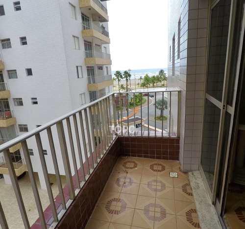 Apartamento, código 4856 em Praia Grande, bairro Guilhermina