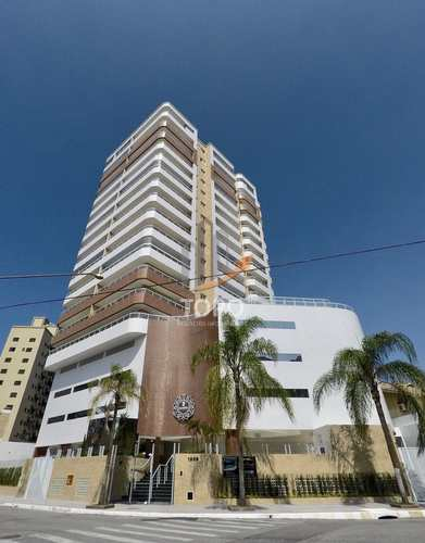 Apartamento, código 4862 em Praia Grande, bairro Guilhermina