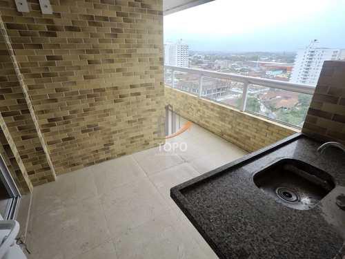 Apartamento, código 4863 em Praia Grande, bairro Guilhermina