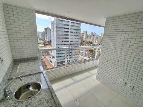 Apartamento, código 4869 em Praia Grande, bairro Guilhermina